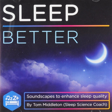 Soundscapes to enhance sleep quality ; Sleep better ; Relax and recharge better