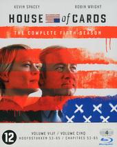 House of cards. Het complete vijfde seizoen
