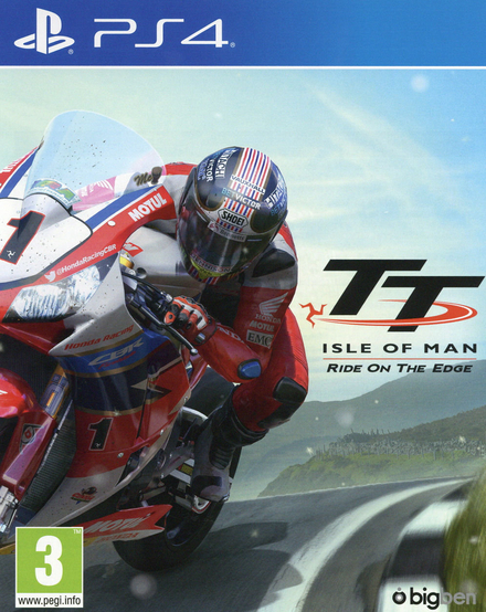 TT Isle of Man : ride on the edge