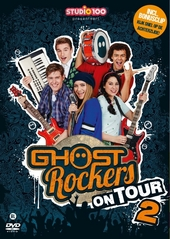 Ghost Rockers on tour. 2