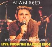 Live from the razor's edge