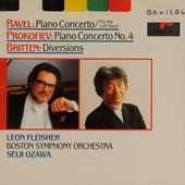 Concerto for piano and orchestra in D major for the left hand