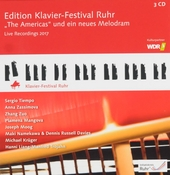 Edition Klavier-Festival Ruhr : The Americas und ein neues Melodram. vol.36