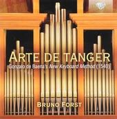 Arte de tanger : Gonzalo de Baena's New keyboard method (1540)