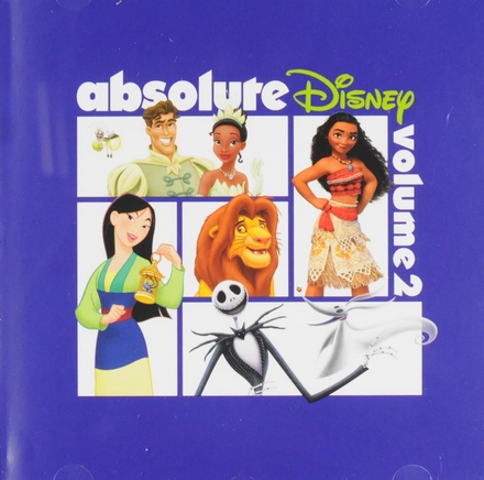 Absolute Disney. Volume 2