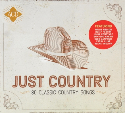 Just country : 80 classic country songs
