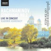 Symphony no.2 : Live in concert