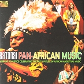 Batanai Pan-African music : Vibrant acoustics celebrating the past and future of African ancestral music