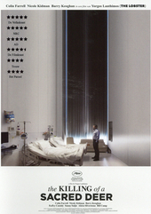 The killing of a sacred deer / written and directed by Yorgos Lanthimos