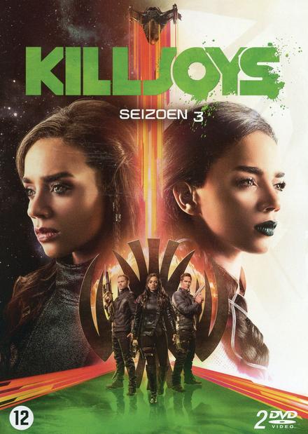 Killjoys. Seizoen 3