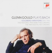 Glenn Gould plays Bach : the Goldberg variations BWV 988