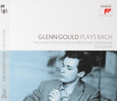 Glenn Gould plays Bach : two-part inventions and three-part sinfonias & toccatas
