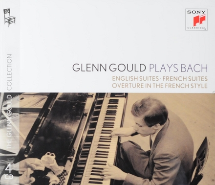 Glenn Gould plays Bach : English suites - French suites - Ouverture in the French style