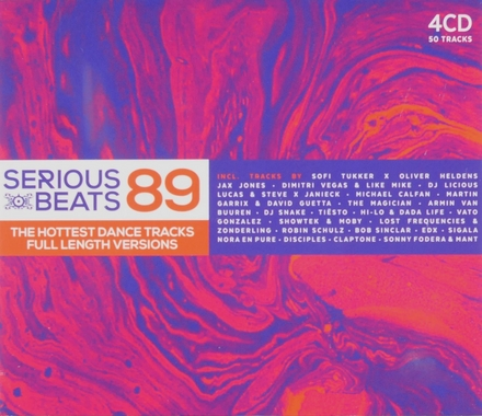 Serious beats. Vol. 89