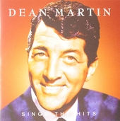 Dean Martin sings the hits
