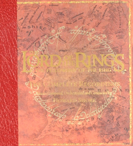 The Lord of the Rings : the fellowship of the ring : the complete recordings
