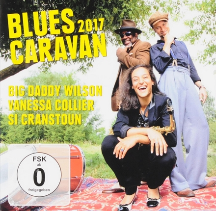 Blues caravan 2017