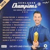 Schlager Champions 2018 : das grosse Fest der Besten