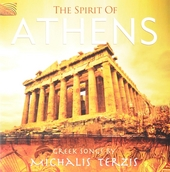 The spirit of Athens : Greek songs