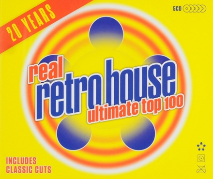 Real retro house ultimate top 100