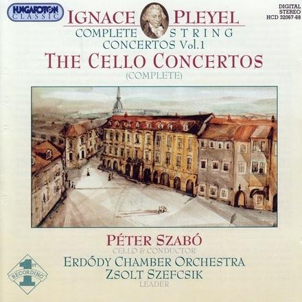 Cello concertos (complete)