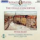 Cello concertos (complete)
