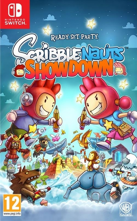 Scribblenauts : showdown