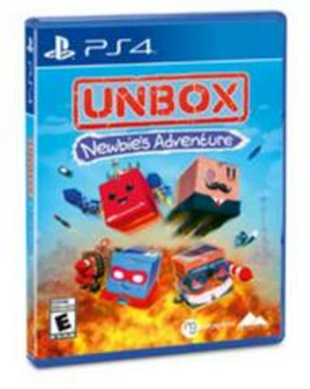 Unbox : Newbie's adventure