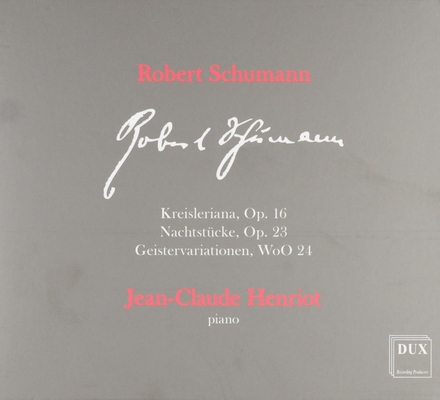 Kreisleriana, op.16