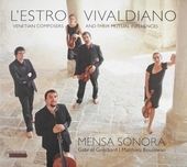 L'estro vivaldiano : Venetian composers and their mutual influences