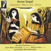 Chamber music for harp