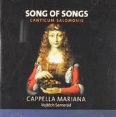 Song of songs : canticum salomonis