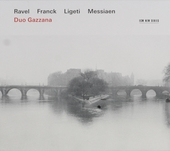 Ravel, Franc, Ligeti, Messiaen