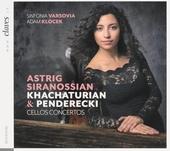 Khachaturian & Penderecki : Cello concertos