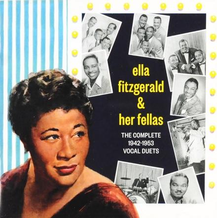 Ella Fitzgerald & her fellas : The complete 1942-1953 vocal duets