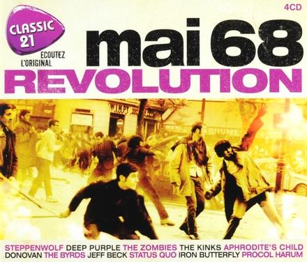 Mai 68 revolution