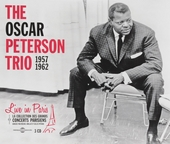 The Oscar Peterson Trio 1957-1962 : Live in Paris