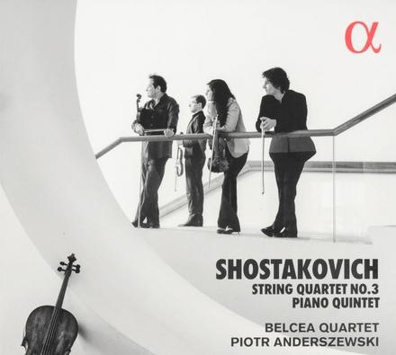 String quartet no.3 . Piano quintet