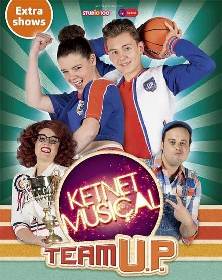 Team U.P. : Ketnet musical