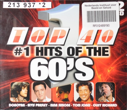 Top 40 : #1 hits of the 60's