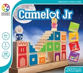 Camelot Jr. : get the prince and princess together!