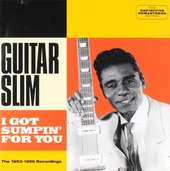 I got sumpin' for you : The 1953-1958 recordings