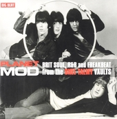 Planet mod : Brit soul, r&b and freakbeat from the Shel Talmy vaults