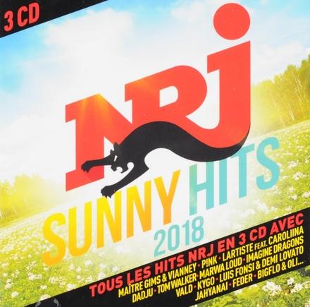 NRJ : Sunny hits 2018