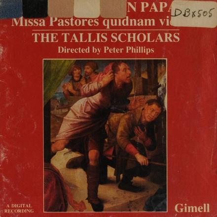 Missa Pastores quidnam vidistis