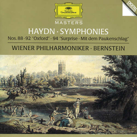 Symphonien Nr. 88 - 92 - 94