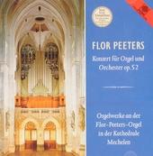 Konzert für Orgel und Orchester, op. 52