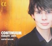 Continuum : Scarlatti, Ligeti