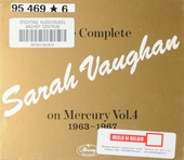 The complete Sarah Vaughan on Mercury : 1963-1967. vol.4