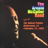 The Arnold McCuller band Live at the baked potato
